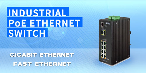 Planet Switch Industrial Fast Ethernet