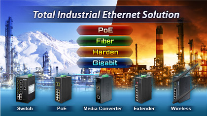 Apparati Industrial Ethernet