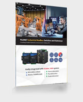 catalogo Planet Industrial Ethernet