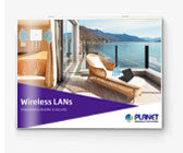 Planet Wireless LAN Catalogo