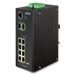 Planet Industrial Ethernet Switch 
